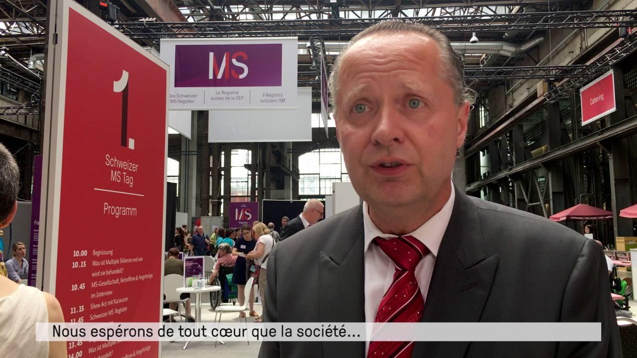 La première Journée suisse de la SEP - Une journée dédiée à la SEP