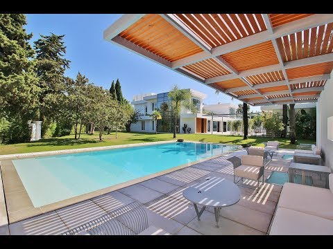 Luxury Contemporary Villa For Sale Marbella Beachside Spain