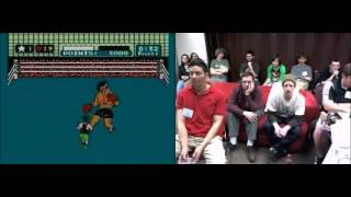 Mike Tyson's Punch-Out (Any%) by Sinister1 in 22:56 - AGDQ 2011