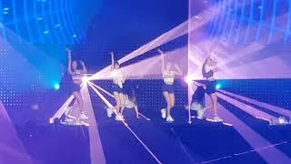 180908 Hallyu Kpop Festival - AOA ( Heart Attack)