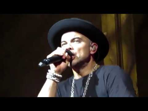 Guy Sebastian (+ choir) - Bloodstone (Conscious Tour 2017)