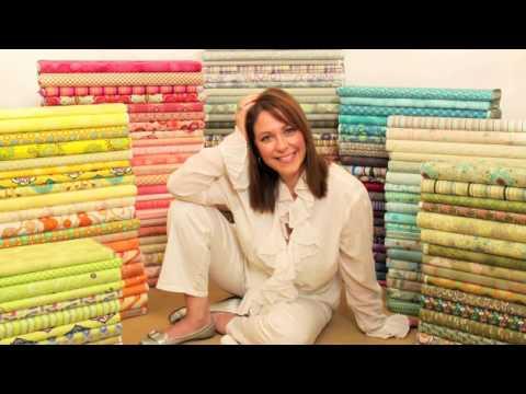 Pat Bravo - Textile designer