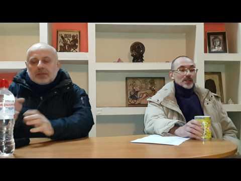 Совместный сатсанг Феликс и Олег Семёнов