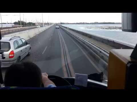 Shuttle Bus from Venice Airport to Venice Bus Station