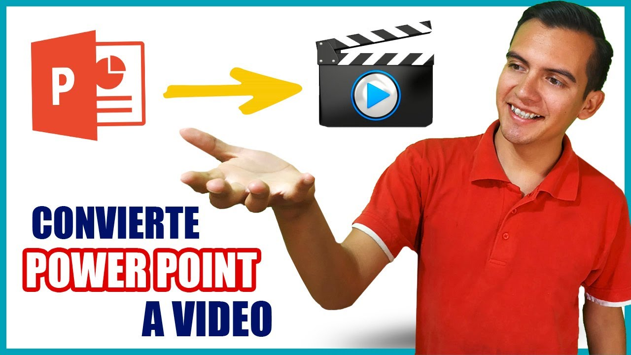 Convertir Powerpoint A Video La Mejor Forma Sin Programas Funciona Youtube