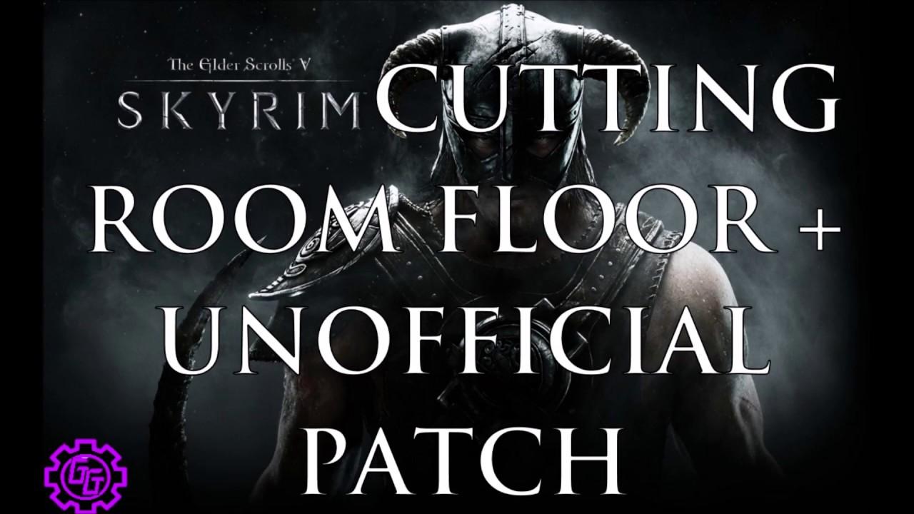 Mod Spotlight: Skyrim SE (Episode 11)- Cutting Room Floor and ...
