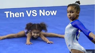 Konnor McClain, Then VS Now | The next Simone Biles