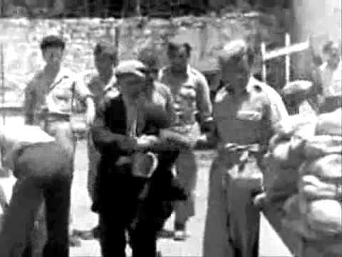 ERT archives: Αιχμάλωτοι αντάρτες του ΔΣΕ σε Γράμμο - Βίτσι