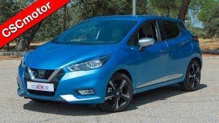 Nissan Micra - 2017   Revisión en profundidad
