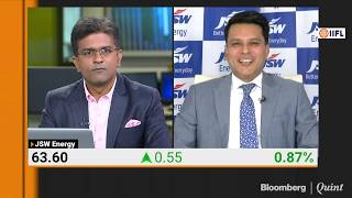 JSW Energy Set To Buy Stressed Power Asset