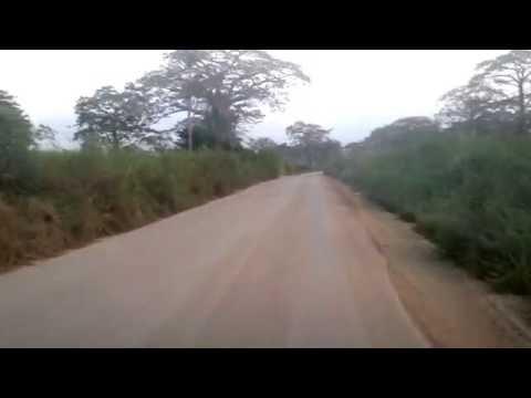 Estrada do Bom Jesus, Luanda - Angola