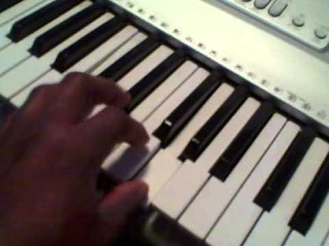 My Girl (Temptations Piano Lesson)
