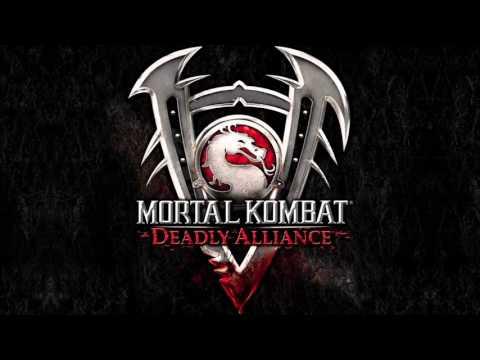 Mortal Kombat Deadly Alliance OST Music  Lung Hai Temple l Sarna Ruins