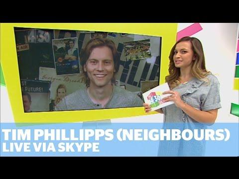Tim Phillipps Neighbours  Live via Skype