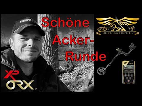 ❇️ Sondeln mit dem XP ORX ❇️ Schöne Funde auf dem Acker und ein traumhafter Knopf aus Blei! (4K)