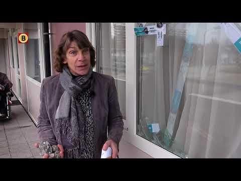 Jongeren terroriseren opnieuw seniorenflat Bergen op Zoom