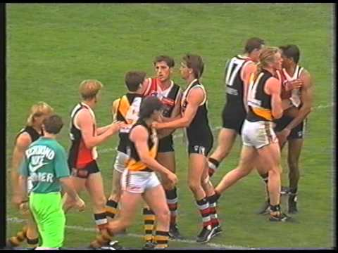 1994 Richmond v St Kilda ANZAC Day @ Leage HQ (VFL Park)