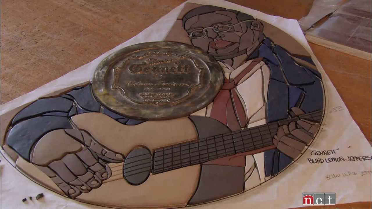 Clay mural blues a nebraska story youtube for Clay mural making
