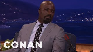 Marvel Checks Mike Colter's DNA To Keep