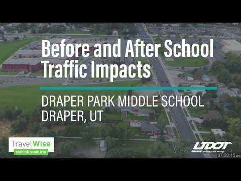 UDOT - Draper Park Middle School