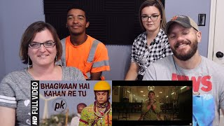 And39bhagwan Hai Kahan Re Tuand39 Full Video Song Reaction  Pk  Aamir Khan  Anushka Sharma  T-series