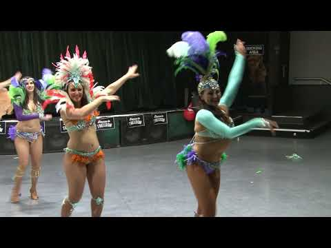 Act 2 6   Samba Joy Dancers   Samba Batucada