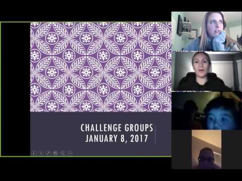 All About Challenge Groups - Hadley Sorenson