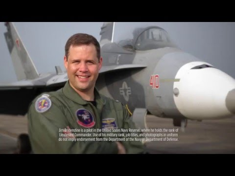 Jim Bridenstine: Ted Cruz Will Rebuild Our Military | Ted Cruz for President