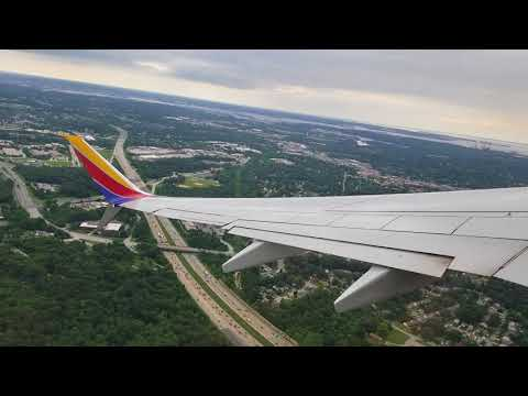 Southwest Flight Departing From BWI (to BDL)