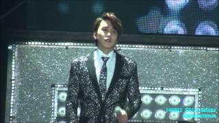 [fancam] 140222 Super Junior SS5 in Beijing  『Daydream(머문다)』  Focus Sungmin