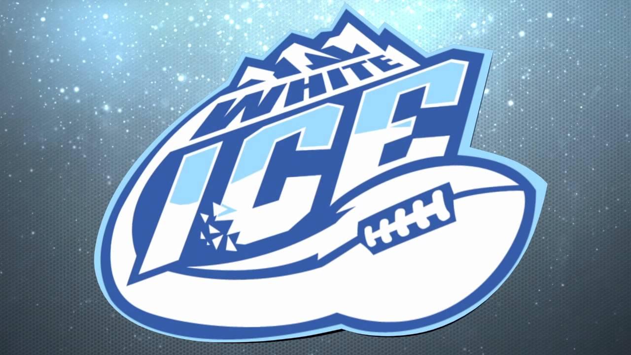 white ice logo youtube