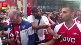 5 ARSENAL FAN TV MOMENTS