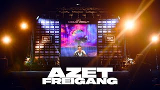 AZET - FREIGANG (prod. by Lucry & Suena)