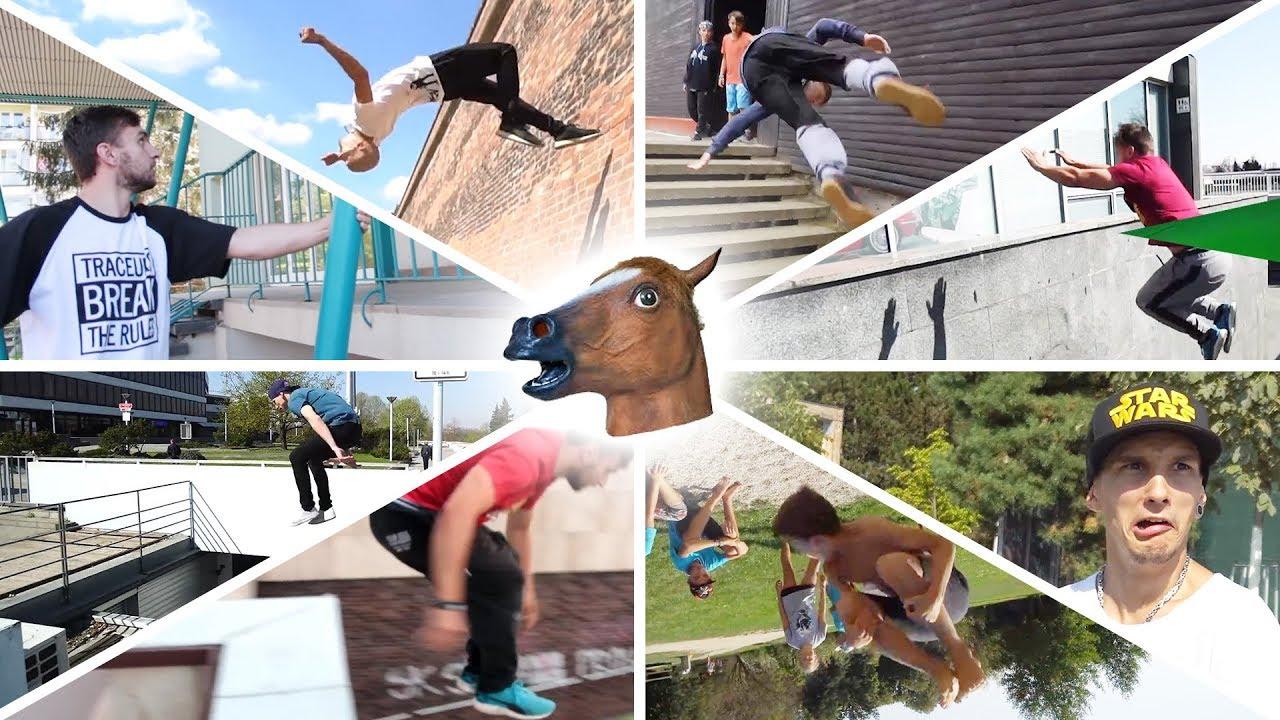 TOP 15 Nejlepších Okamžiků série Horse Challenge!