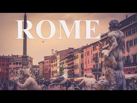 Rome, Italy Travel Guide: Must see attractions and what to do!