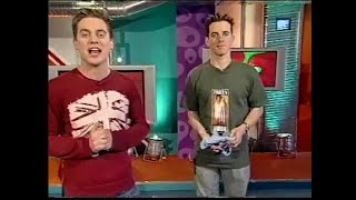 CBeebies & CBBC on BBC Two continuity - Tuesday 9th April 2002