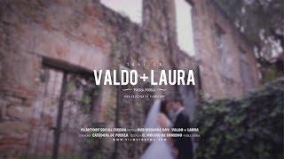 Valdo & Laura - Wedding Film Trailer // Puebla, México