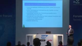 Industrie 4.0: IT-Sicherheit als Basis neuer Geschäftsmodelle