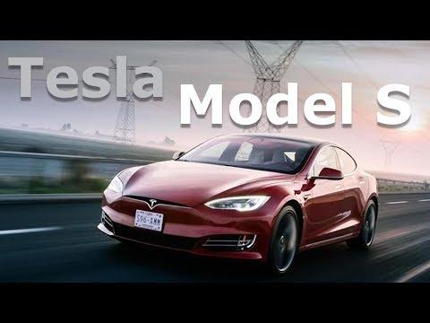 Tesla Model S - Un gadget gigante con ruedas | Autocosmos