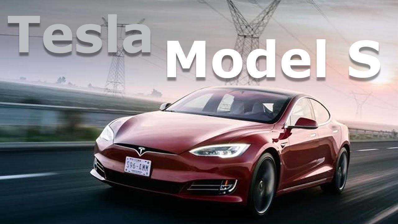 cfcaf2796fbd Test drive  Tesla Model S P100D 2017