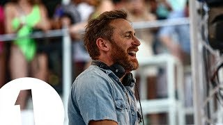 David Guetta x Jack Back | Radio 1 in Ibiza 2019