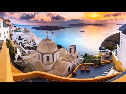Glorious Greece - Louise du Toit