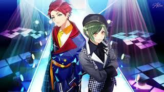 【A3!】Mikansei na Sora de by Nanao Taichi(CV.濱健人) as Mikami & Rurikawa Yuki(CV.土岐隼一) as Kikukawa