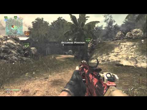 Modern Warfare 3: 62-3 ACR on Village (Learning Spawns and Map Control)