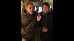Weihnachten mit der SOKO Leipzig: Marco Girnth & Steffen Schroeder