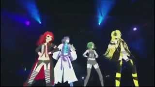 Poker Face Gumi Megpoid Live At  Nicofarre concert. 2012 part 13 song 13.