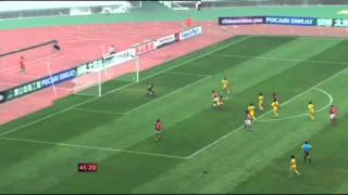Women: Thailand vs Korea Republic, 2012 London Olympics - Asian Qualifiers