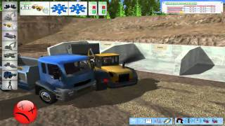 Bagger Simulator 2011 Gameplay (german)