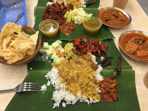 Banana Leaf Rice @ Sri Nirwana Maju   Bangsar , Kuala Lumpur