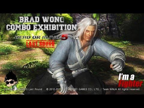 · PS4 · DOA5LR - Brad Wong Combo Exhibition Vol.1